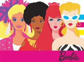 Ravensburger - Casse-tête de Barbie 60e Anniversaire