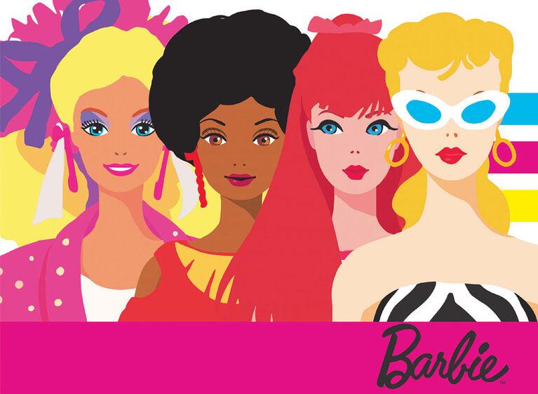 Ravensburger Barbie 60th Anniversary 500 Piece Puzzle