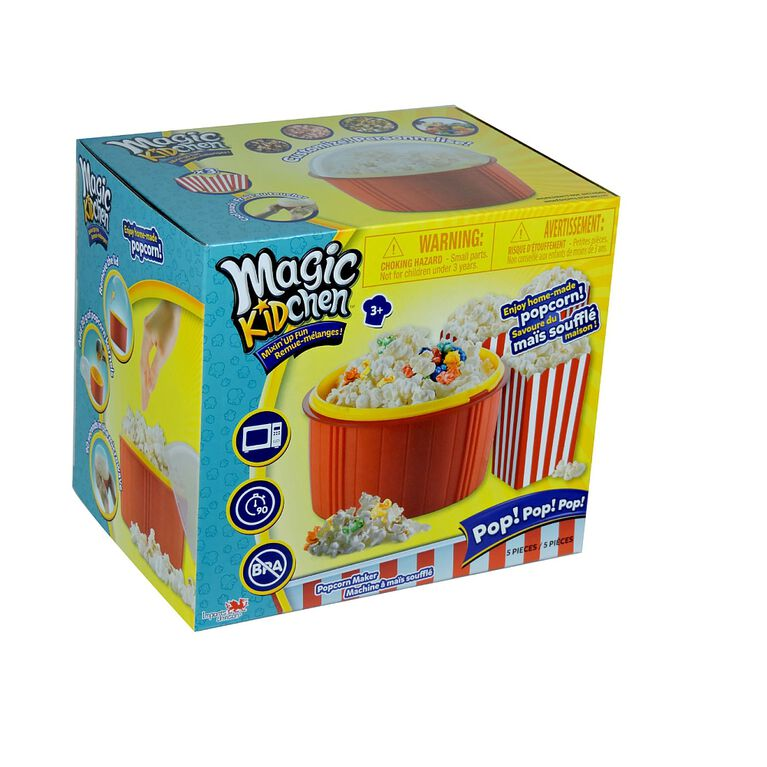 Magic Kidchen - Popcorn Maker