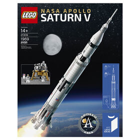 LEGO NASA Apollo Saturn V 21309