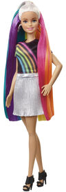 Barbie Rainbow Sparkle Hair Doll