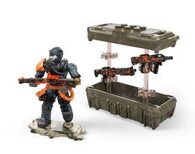 Mega Construx Call of Duty Firebreak Weapon Crate