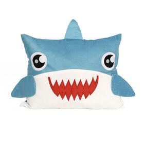 Nemcor - Shark Character Pillow