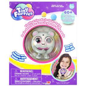 Tiny Furries Fluffy Friends - Grey