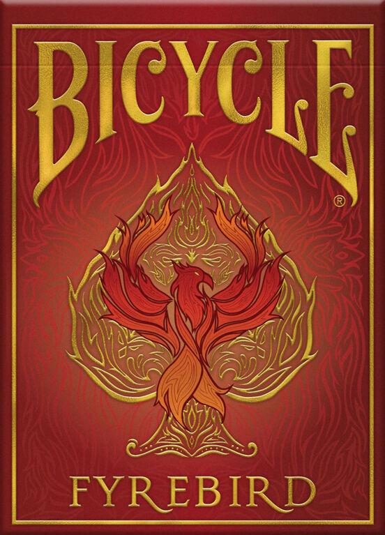 Bicycle Fyrebird Cards