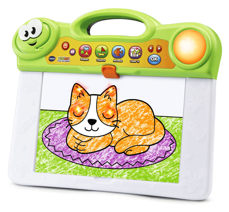 VTech DigiArt Color by Lights - English Edition