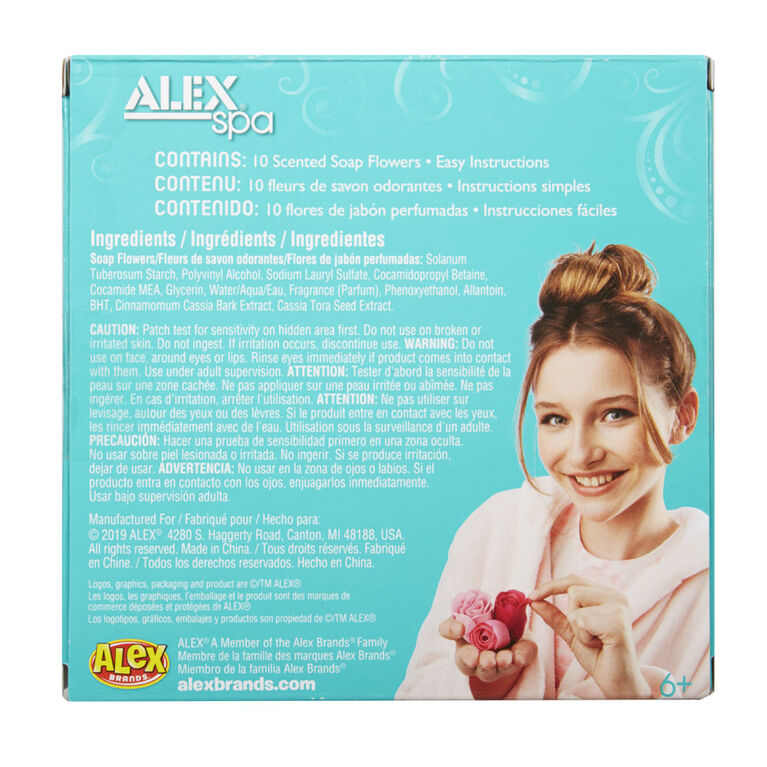 Alex Spa Sweet Suds (Pre-Made Soap)