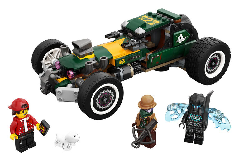 LEGO Hidden Side Le bolide surnaturel 70434