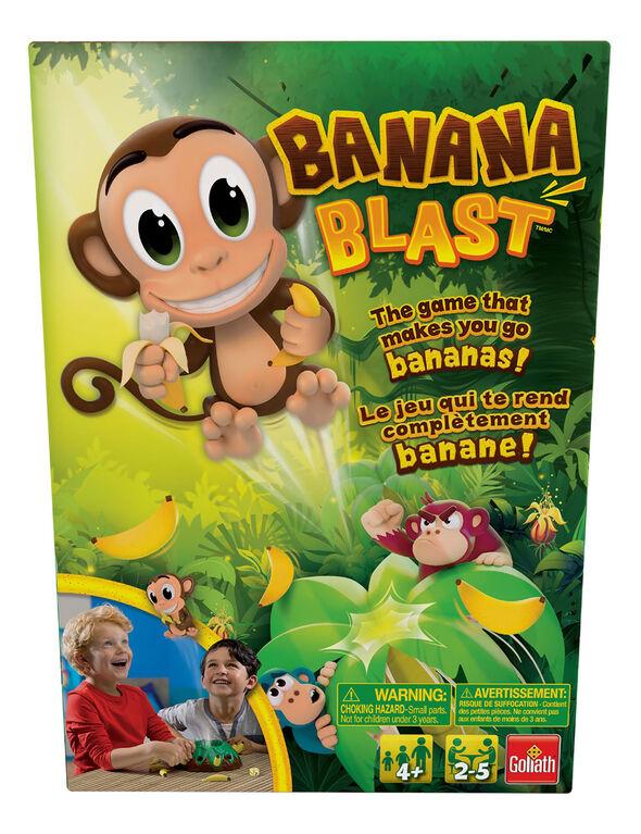 Goliath Games: Jeu De Banana Blast