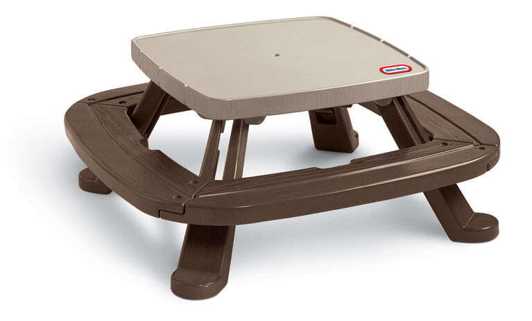 Little Tikes - Fold 'n Store Picnic Table - R Exclusive
