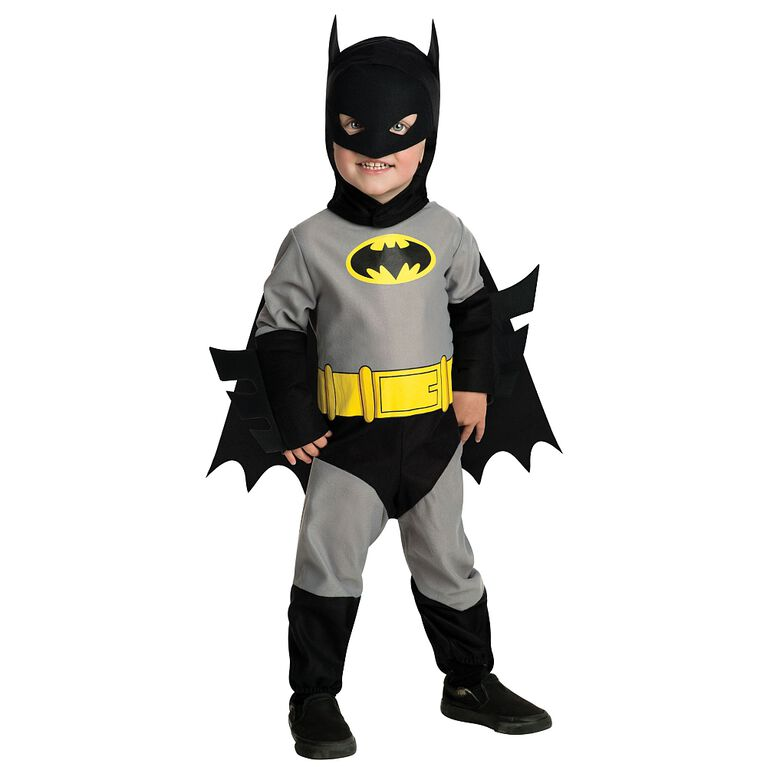 Batman Toddler Costume - Size 1-2T
