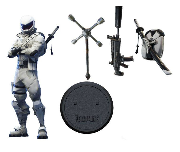 Fortnite - Figurine de 7 pouces - Overtaker