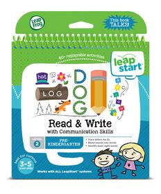 LeapFrog LeapStart Pre-K Read & Write Activity Book