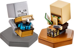 Minecraft Boost Mini Figure 2-Pack - English Edition - R Exclusive