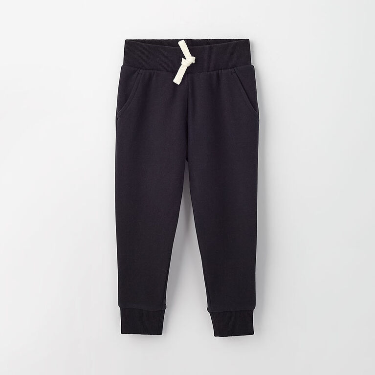 just chilling jogger, 4-5y - black