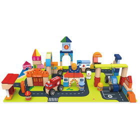 Imaginarium Discovery - City Building Blocks