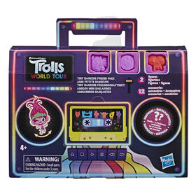 DreamWorks Trolls Tiny Dancers Friend Pack with 2 Tiny Dancers Figures
