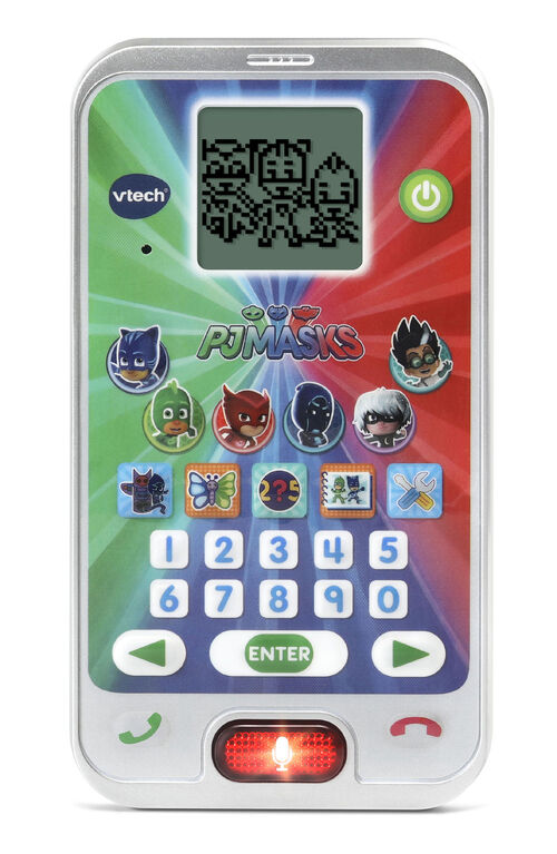 VTech PJ Masks Super Learning Phone - English Edition