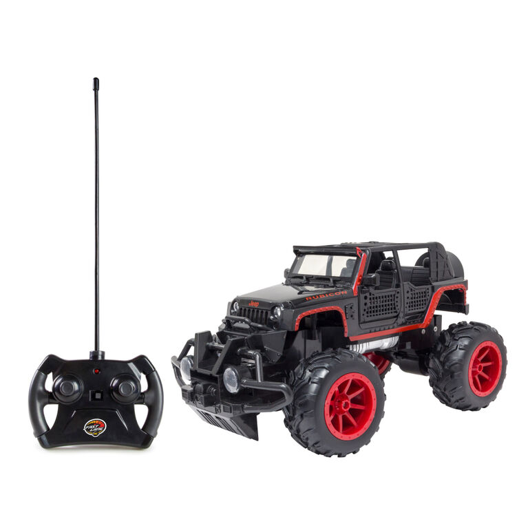 Fast Lane RC - 1:16 RC Truck - Jeep Wrangler