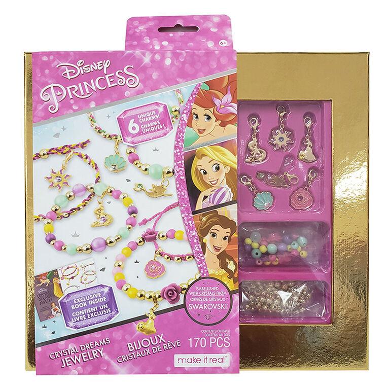 Make It Real-Princess Swarovski Jewellery Set