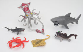 Animal Planet - Ocean Collectible Playset