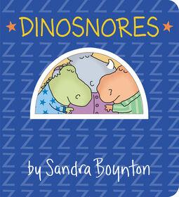 Dinosnores - English Edition