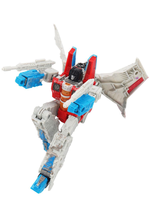 WFC-S24 STARSCREAM Transformers War for Cybertron Siege Voyager Hasbro 2019 New