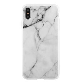 Blu Element Mist Case for iPhone XS/X White Marble (MWMIX)