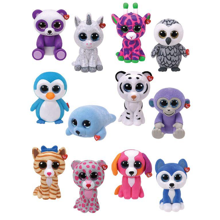 Figurines à collectionner TY Mini Boos Série 2.