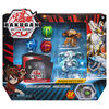 Bakugan, Battle Pack 5 personnages, Aurelus Lupitheon and Haos Vicerox
