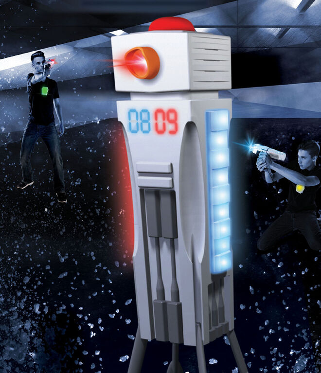 Laser X Interactive Laser Gaming Tower