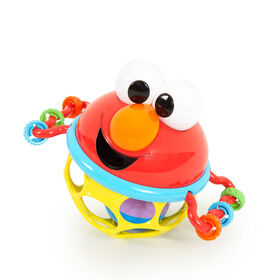 Jingle & Shake Elmo Easy Grasp Rattle