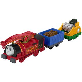 Thomas et ses amis - TrackMaster - Harvey Serviable