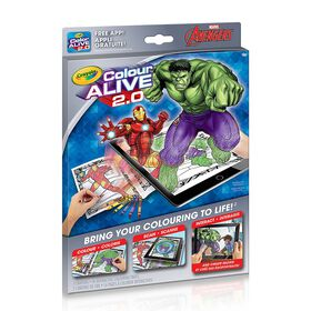 Colour Alive 2.0, Avengers