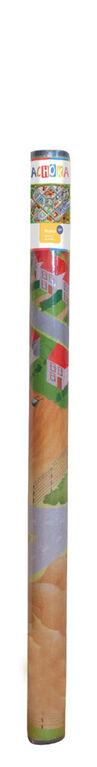 ACHOKA - District Playmats with No Slip Grip
