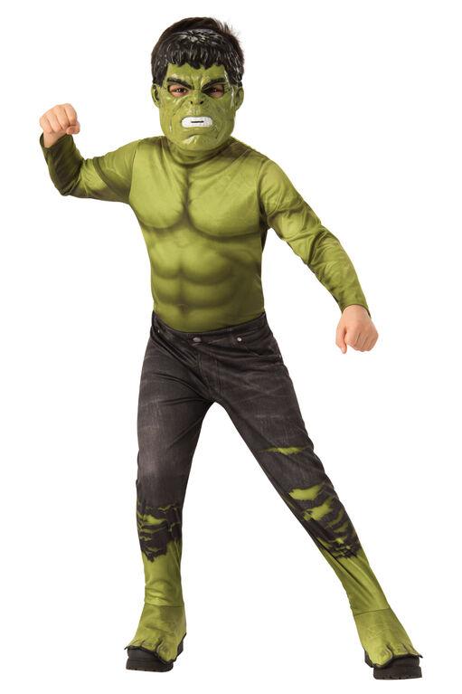 Hulk Costume - Large 12-14