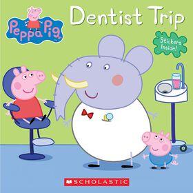 Peppa Pig: Dentist Trip - Édition anglaise