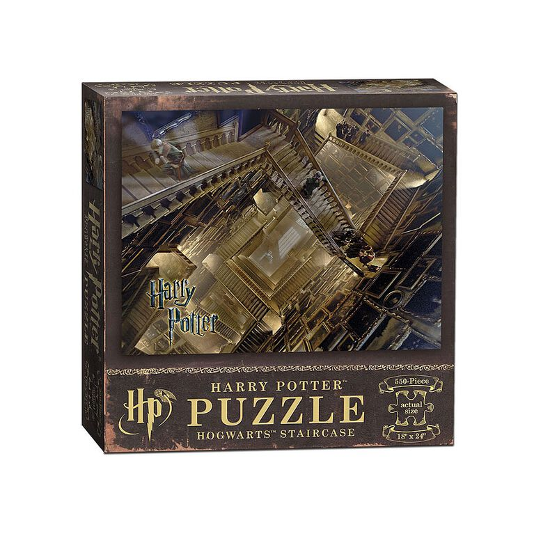 Harry Potter Staircase Puzzle