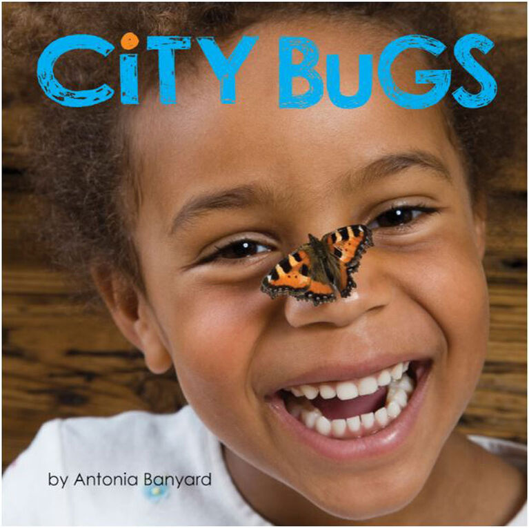 City Bugs - English Edition