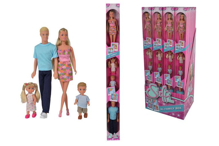 Steffi LOVE XL Boîte familiale 24-DP - Notre exclusivité