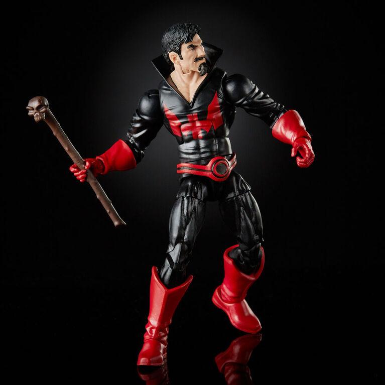 Hasbro Marvel Legends Series, figurine Black Tom Cassidy de la collection Deadpool de 15 cm, design premium, 1 accessoire