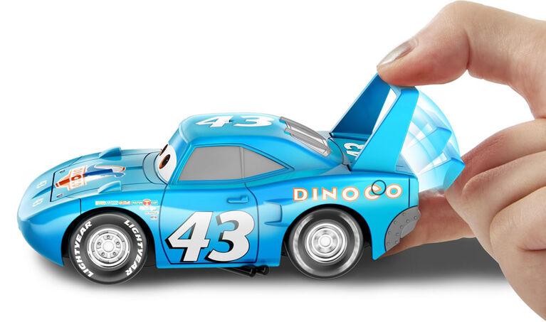 "Disney/Pixar Cars Turbo Racers Strip Weathers aka ""The King"" - English Edition"