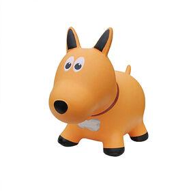 Farm Hoppers: Dog - Yellow