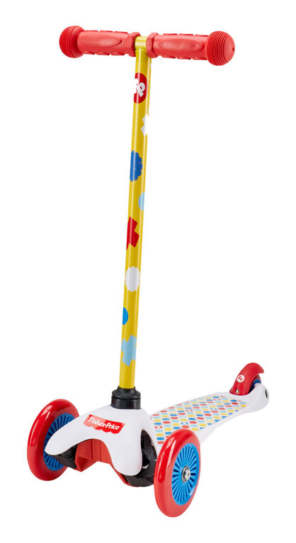 Fisher Price 3 Wheel Scooter