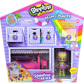 Shopkins Happy Places Season 5 Surprise Me Pack - Sleepy Shores