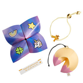 Lucky Fortune Blind Collectible Bracelets - Geoffrey Charm - By WowWee