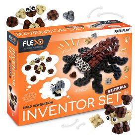 Flexo: Inventor Set - Neutrals