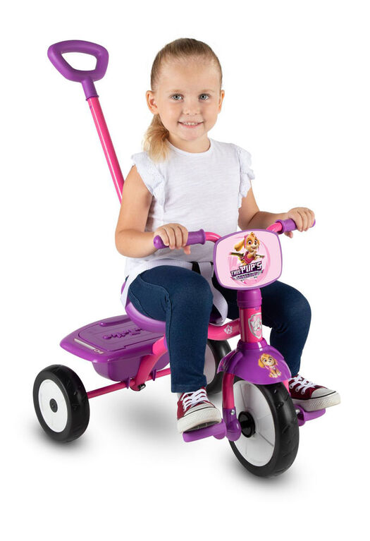 smarTrike Paw Patrol 2 in 1 Folding Fun Trike - Skye
