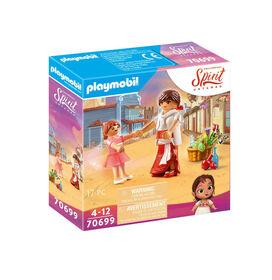 Playmobil - Lucky enfant avec Milagro
