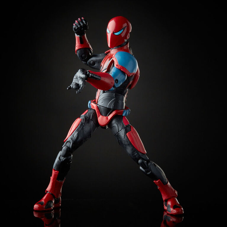 Marvel Spider-Man Legends Series Action Figure Spider-Armor MK III Toy